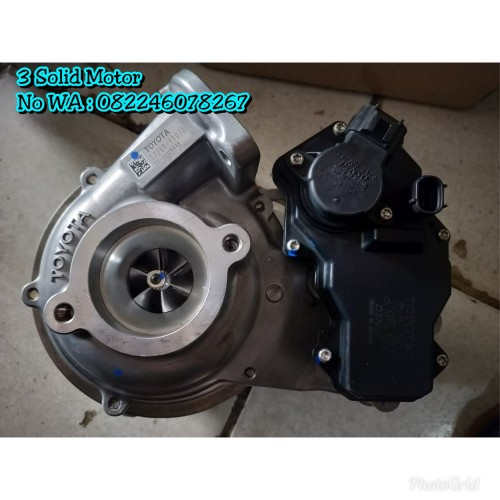 Foto Produk Turbo Innova Reborn 17201-11070 ORIGINAL dari 3SolidMotor