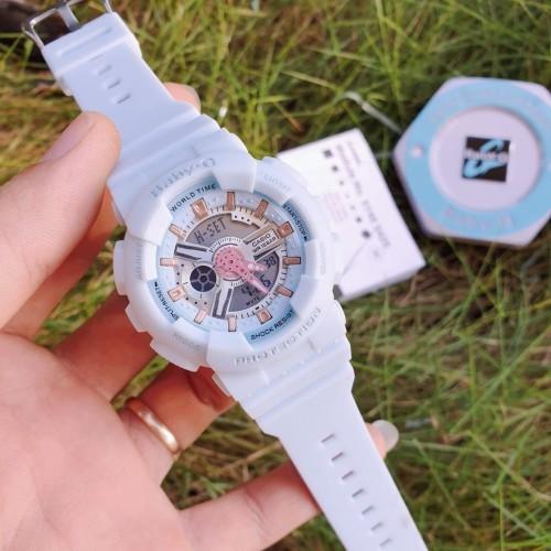 Foto Produk JAM TANGAN PRIA MERK BABY-G TYPE BA-110 ORI BM BATERAI1 dari GMT Watch Store