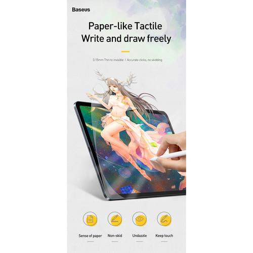 Foto Produk Baseus Screen Protector Paper Like Film iPad Pro / Air 3 - 10.5 inch dari Ethan Store