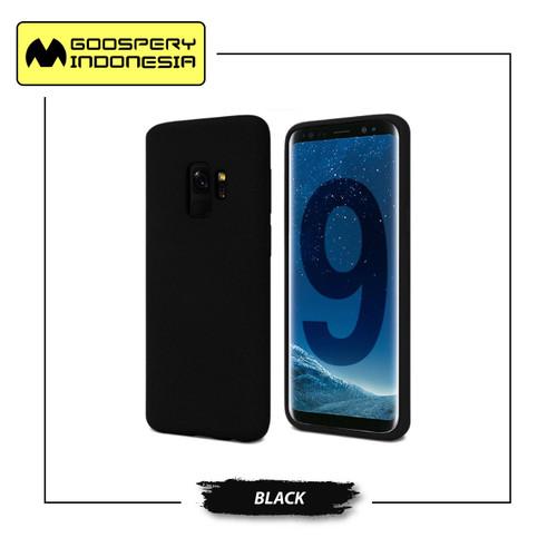Foto Produk GOOSPERY Samsung Galaxy C9 Pro C9000 Soft Feeling Jelly Case - Black dari Goospery Indonesia