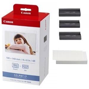 Foto Produk Paper Canon SELPHY KP-108 for Printer CANON CP dari TOKO WIDE