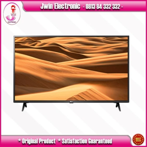 Foto Produk LG 43UM7300PTA LED UHD 4K Smart TV 43UM7300 Magic Remote New 2019 dari Jwin Electronic