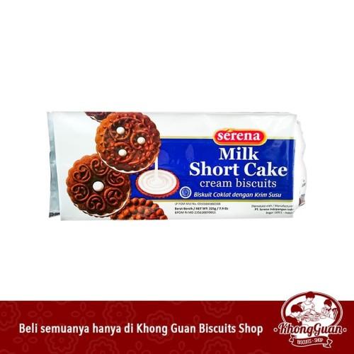 Foto Produk Milk Short Cake Cream Biscuits dari Khong Guan Biscuits Shop