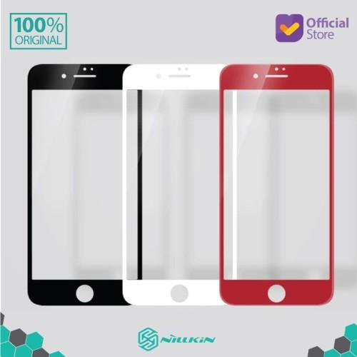 Foto Produk Nillkin Tempered Glass Anti Explosion 3D CP+ Max iPhone 7 Plus/8 Plus - Putih dari Nillkin Official