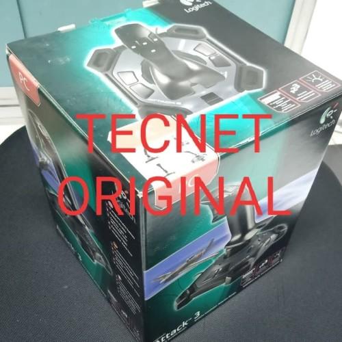 Foto Produk Logitech Attack3 dari TECNET