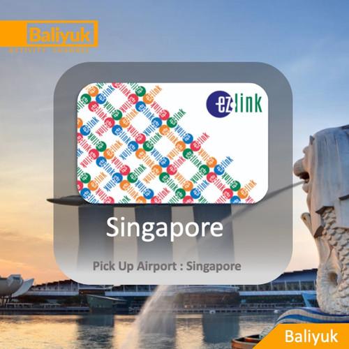 Foto Produk Kartu Ezlink / Ez-link Card untuk MRT di Singapore dari Baliyuk