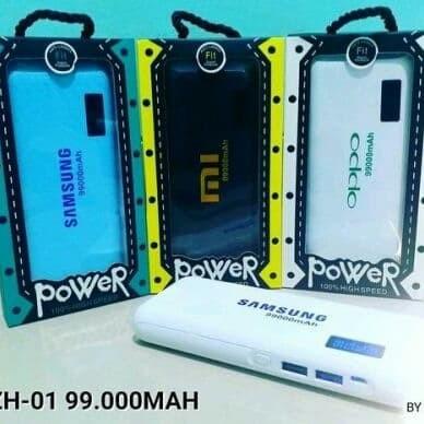 Foto Produk power bank Samsung 99000 dari PAMUNGKAS ELC