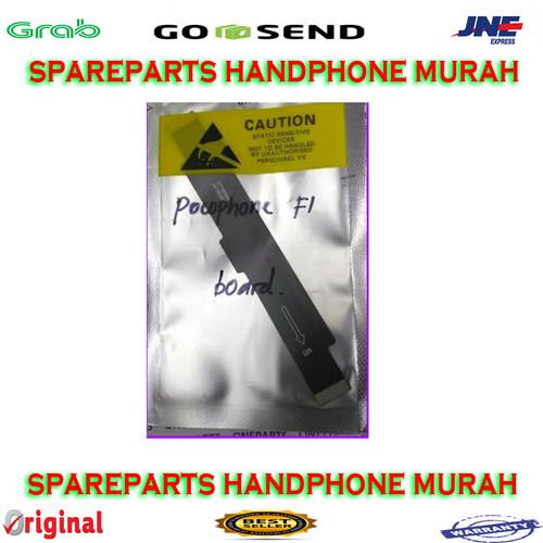 Foto Produk FLEXIBLE FLEXIBEL FLEKSIBEL XIAOMI POCOPHONE F1 BOARD MESIN ORIGINAL dari spareparts handphone