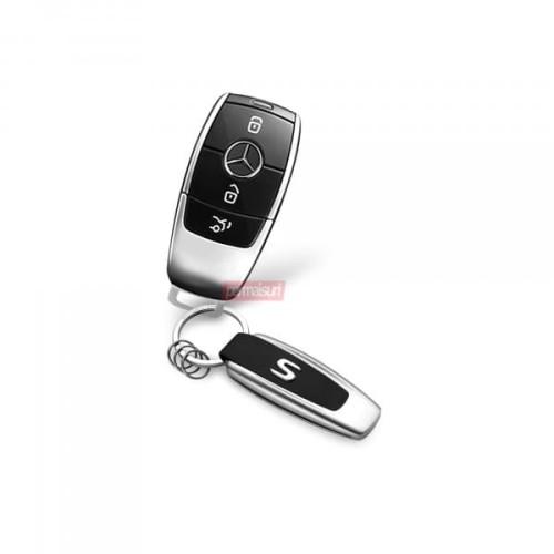 Foto Produk Mercedes Benz Key Ring Mercedes S Class│Gantungan Kunci Mercedes Ori dari PERMAISURI