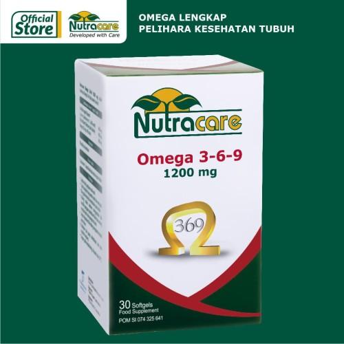 Foto Produk Nutracare Omega 369 30 kapsul dari Konimex Store