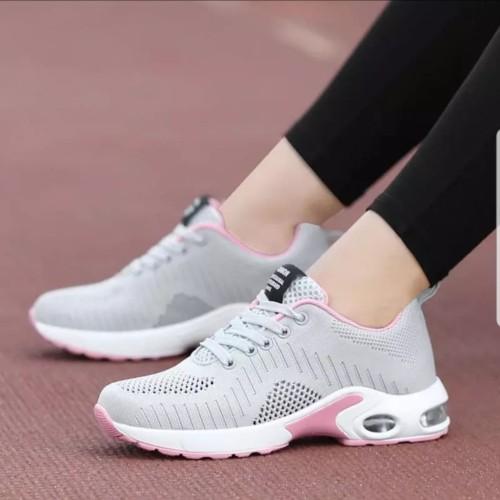 Foto Produk Sepatu Sneakers Wanita Adeva SDS323 - Hitam, 37 dari CAFANA STORE