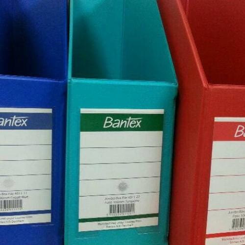 Foto Produk Box File Bantex dari Belanja Bebas
