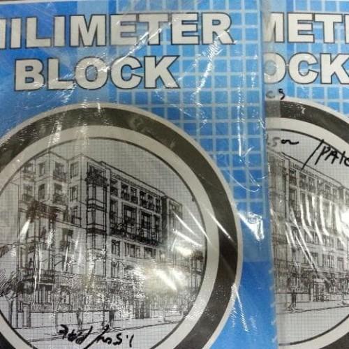 Foto Produk Buku Milimeter Block F4 Microtop dari Belanja Bebas