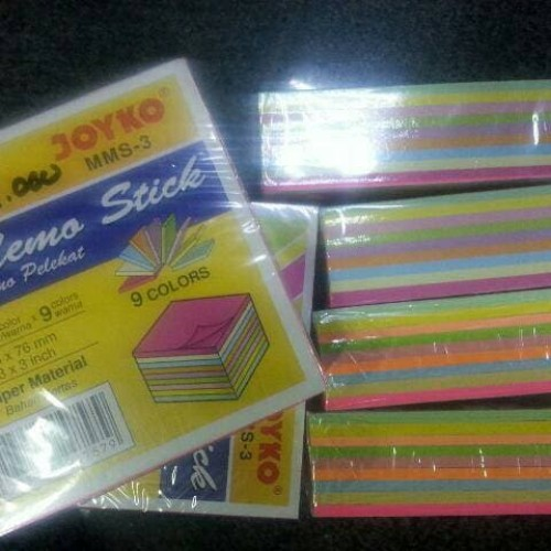 Foto Produk Sticky Note Joyko dari Belanja Bebas