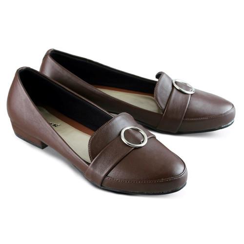 Foto Produk Women Flat Shoes Sepatu Formal Wanita Golfer Original - 36 dari NKS.co