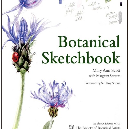 Foto Produk Botanical Sketchbook by Mary Ann Scott dari Lemari Hobi