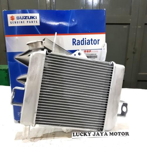 Foto Produk Radiator Gsx 150 s /gsx 150 r Original dari LUCKY JAYA MOTOR
