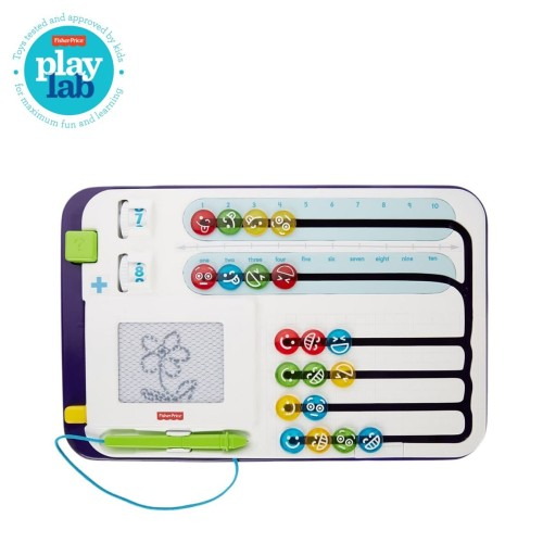 Foto Produk FISHER PRICE THINK & LEARN COUNT WITH ME MATH CENTER Main & Belajar dari Fisher Price Flagship