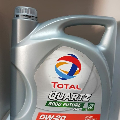 Foto Produk Total Quartz 8000 dari SuryaMulia