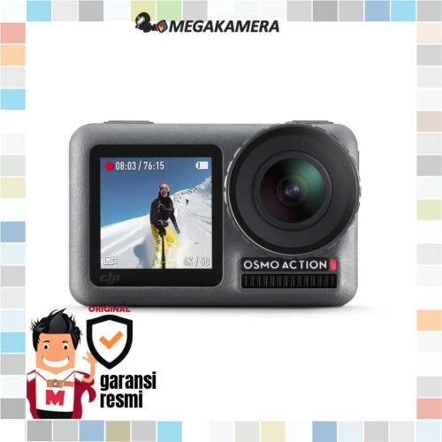 Foto Produk DJI Osmo Action 4K Camera dari Megakamera