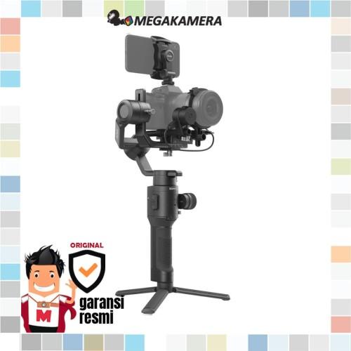 Foto Produk DJI Ronin-SC Gimbal Stabilizer Pro Combo Kit dari Megakamera