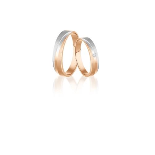 Foto Produk Wedding Ring / Cincin Couple Design Kombinasi IMWR800754/IMWR800747 dari Swan Jewellery Online