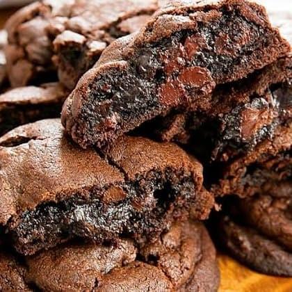 Foto Produk Dark Chocolate Cookies dari MaruXJerico