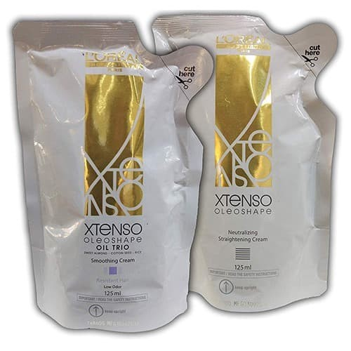 Foto Produk LOREAL X-TENSO MOISTURIST SMOOTHING +NETRAL 125 ML dari BEAUTY LADIES COSMETIC