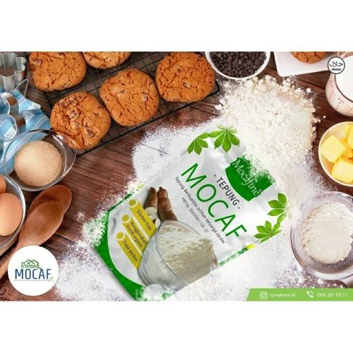 Foto Produk Tepung Mocaf (Modified Cassava flour) dari Rumah Mocaf