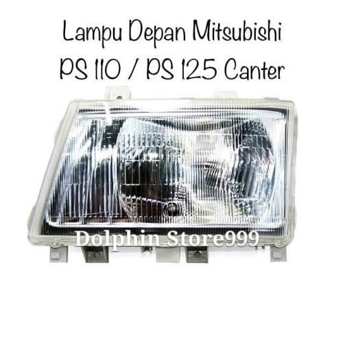 Foto Produk Lampu Depan Mitsubishi PS 110 / PS 125 Canter - Harga Satuan dari Dolphin Store999