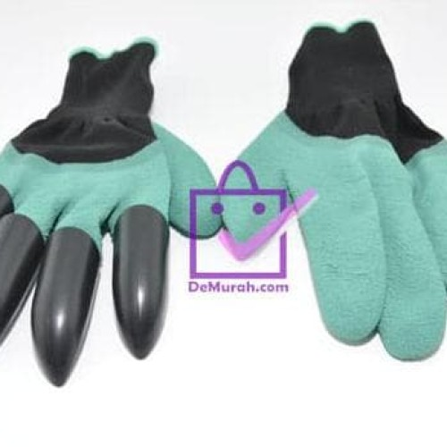 Foto Produk Garden Genie Gloves / Sarung Tangan Kebun & Taman dari Raka Here_shop