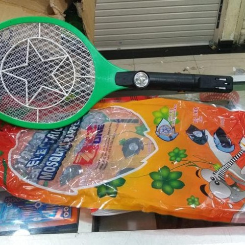 Foto Produk RAKET NYAMUK ZZ ONE ELECTRIC MOSQUITO RAPPER dari Raka Here_shop