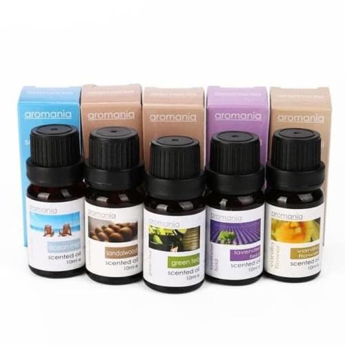 Foto Produk Pure Essential Oil Aromania - Oil Diffuser & Aromatherapy dari Raka Here_shop