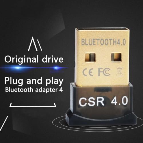 Foto Produk USB Bluetooth Adapter USB Bluetooth V 4.0 Dongle Mini Win7/8/10 dari cello game