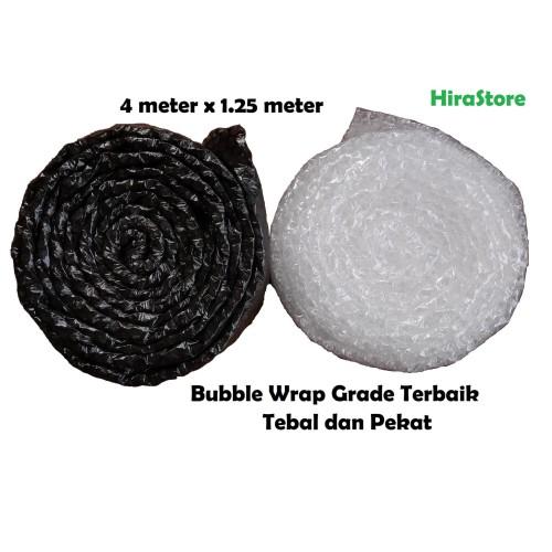 Foto Produk Bubble Wrap murah grade 1 terbaik 4m x 1.25 m = 5 meter persegi dari Adreena Syahira Shop