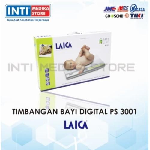Foto Produk LAICA - Timbangan Bayi Digital PS 3001 dari INTI MEDIKA STORE