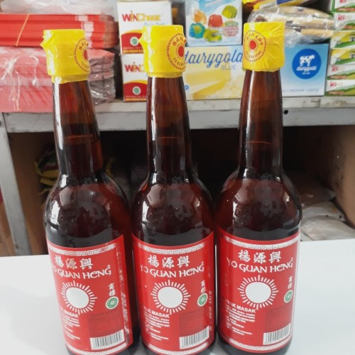 Foto Produk minyak wijen matahari YO GUAN HENG 620ml dari SS&FRIEND