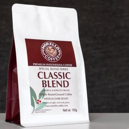 Foto Produk HOT SALE Morello Coffee/ Classic/ mixed blend/ premium/ kopi biji/ dari jenifferlee