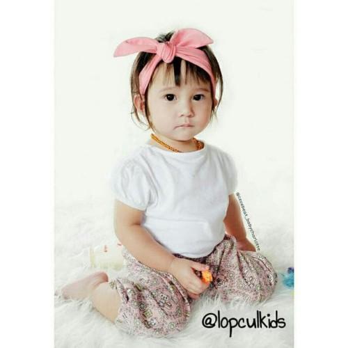 Foto Produk Headwrap / Bandana Bayi polos dari Diatmika _oltore