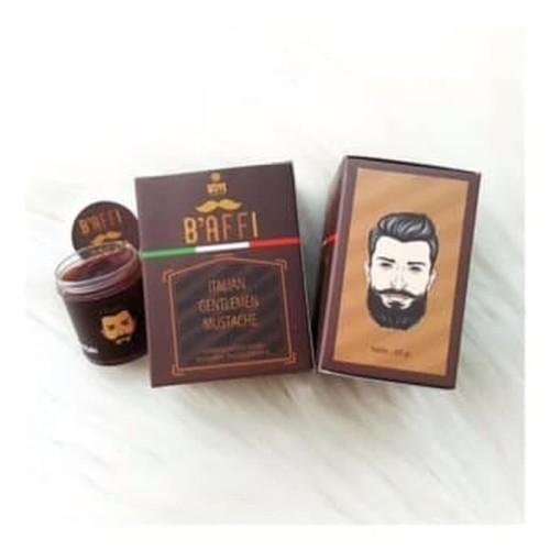 Foto Produk Baffi Cream Italian Gentlemen Mustache (20G) Original BPOM dari skin care store