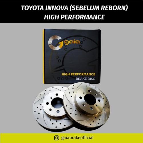 Foto Produk Brake Disc Rotor GAIA High Performance INNOVA dari NEW INTI OTOPART BANDUNG