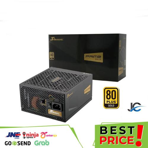 Foto Produk Seasonic Prime Ultra Gold 750GD - 750W Full Modular - 80+ Gold dari JunaCom