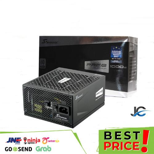 Foto Produk Seasonic Prime Ultra Platinum 750PD - 750W Full Modular - 80+ Platinum dari JunaCom