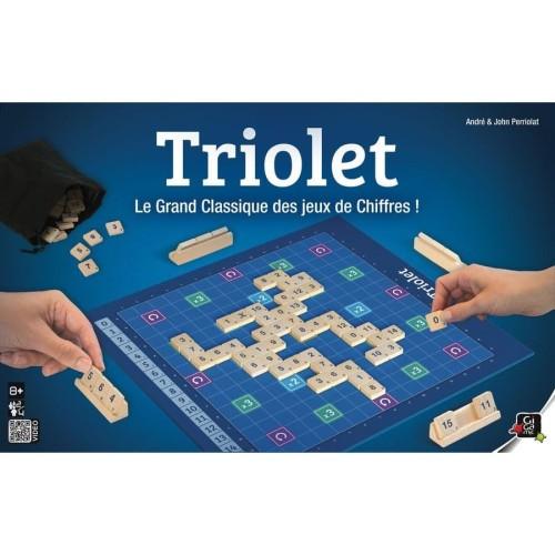 Foto Produk Triolet ( Original ) Board Game dari Toko Board Game