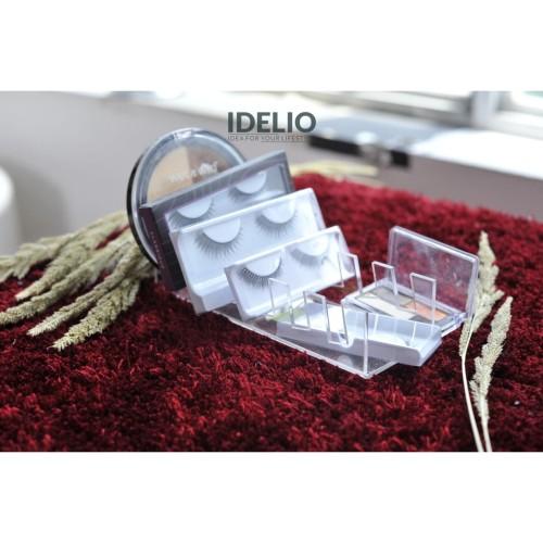 Foto Produk Tempat Makeup Akrilik/ Acrylic Eyelashes Stand dari IDELIOID