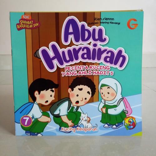 Foto Produk Buku Cerita Anak Seri Sahabat Nabi - Rasulullah Buku Anak Muslim dari ALIDA