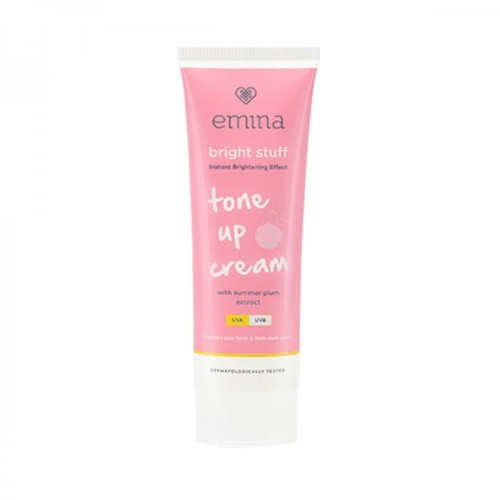 Foto Produk Emina Bright Stuff Tone Up Cream 20 ml dari Emina Official Store