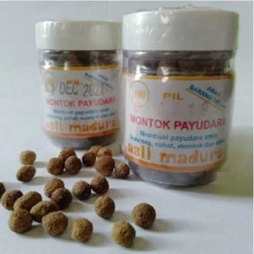 Foto Produk Jamu Montok Payudara - Pembesar dan Pengencang Payudara dari Nolara Shop ID