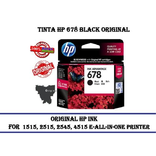 Foto Produk Tinta Hp 678 Black Original dari CCK2303