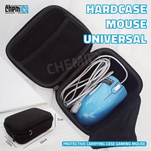 Foto Produk Hardcase Mouse Pouch Universal Carrying Case dari Chemicy Gaming